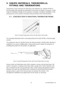 5. SHEATH MATERIALS, THERMOWELLS, FITTINGS AND …